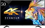 Vu LEDN50K310X3D 127 Cm (50Inches)  Iconium 4K Ultra Hd Smart Led Television