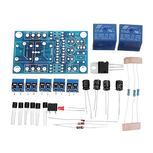 ILS - Audio-Lautsprecher Protection Board-Verstärker-Komponenten DC Protect Kit DI -