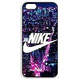 Night Urban Design Nike Phone caso Cover for Funda Iphone 7 Just Do It Luxury Design