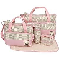 Babyhugs Set de bolso cambiador Set con especial bolsa organizador