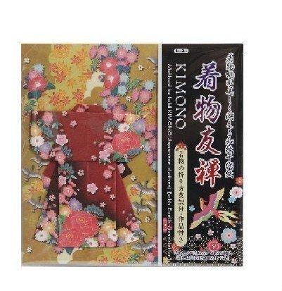 Toyo Kimono Yuzen Washi Chiyogami Carta per Origami 15cm 016101 dal (Washi Chiyogami Carta)