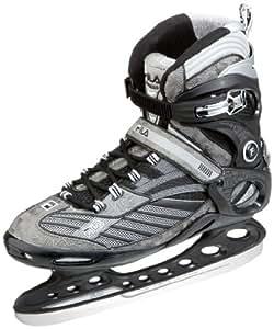 Fila Primo Ice Men's Ice Skates - Black, 6