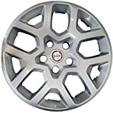 Hotwheelz Wheel Cover for Renault Duster (Set of 4, Silver)