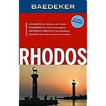 Baedeker Reiseführer Rhodos: mit GROSSER REISEKARTE