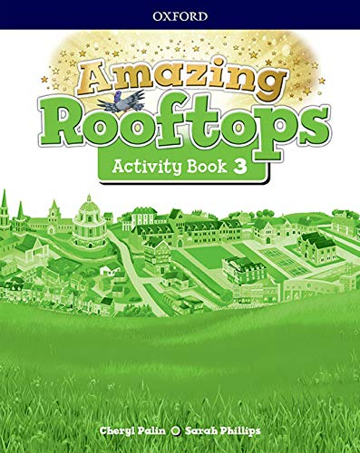 Amazing Rooftops 3. Activity Book Pack