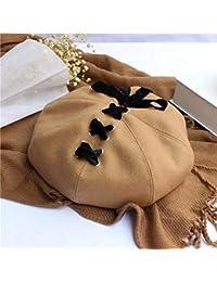 Lywljg Cappello di Cappello Papillon Basco Tappo Ottagonale Inverno Zucca  Pittore 57cm db9c89de0265