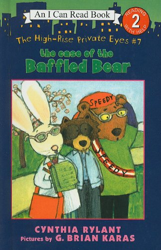 The Case of the Baffled Bear (High-Rise Private Eyes (Prebound))