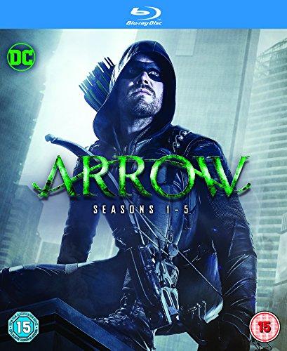 Season 1-5 [Blu-ray]