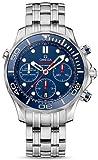 Omega Seamaster - Reloj (Reloj de pulsera, Masculino, Acero inoxidable, Acero inoxidable, Acero inoxidable, Acero inoxidable)