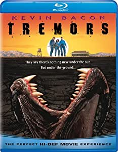Tremors [Blu-ray] [1990] [US Import]
