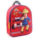 Unbekannt Feuerwehrmann Sam 900–764131cm to The Rescue 3D Junior Rucksack