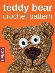 Teddy Bear Crochet Pattern (English Edition)