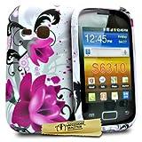Accessory Master 5055716334432 - Funda para Samsung Galaxy Young S6310, Multicolor