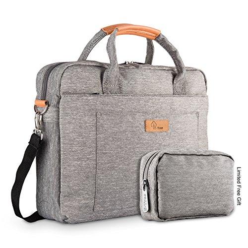 E-Tree Sacoche en Ordinateur portable sac à 13-13.3