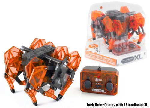 HEXBUG Strandbeast XL: Orange  available at amazon for Rs.7977