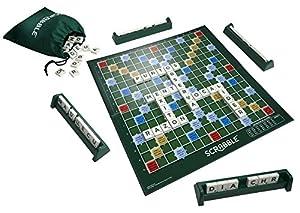 Mattel Games - Scrabble Original, Juegos de Mesa (Mattel Y9594)