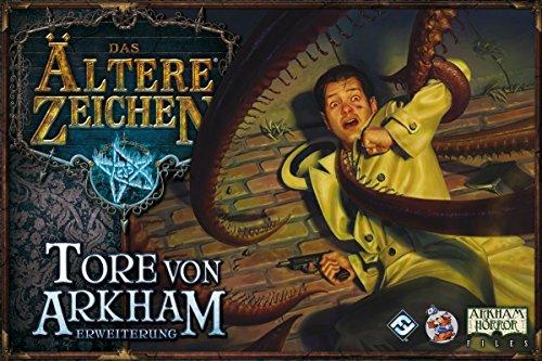 Das Ältere Zeichen: • Tore von Arkham Erweiterung Arkham Brettspiel