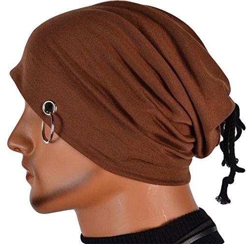 Da. Wa in autunno inverno cappello hip-hop cappello uomo coffee