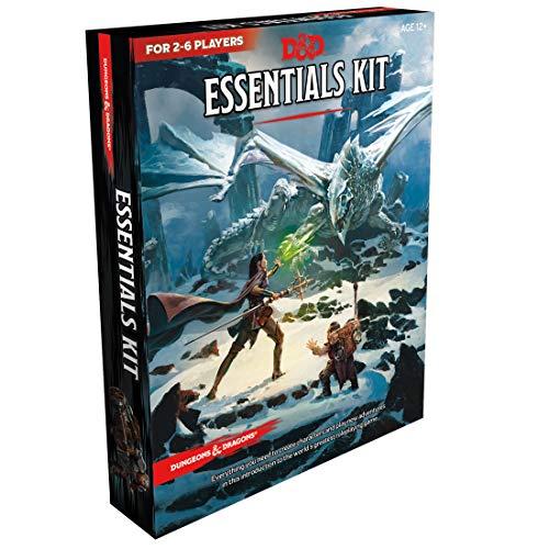 Dungeons & Dragons C70080000 Essentials Kit Multi
