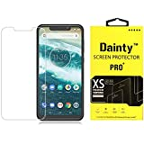 [Sponsored]Dainty Tempered Glass Screen Guard Protector For Motorola Moto One Power (6.18 Inch)