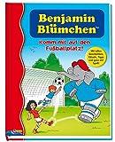 Benjamin Blümchen - Komm mit auf den Fussballplatz!: Ein Sammelband von Nelson - Andreas Vincent und Comicon