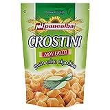 Panealba Crostini Non Fritti Gusto Erba Cipollina - 100 gr