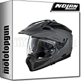 NOLAN CASCO MOTO CROSSOVER N70-2 X CLASSIC FLAT VULCAN GRIGIO 002 TG. S