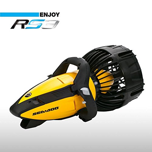SeaDoo Tauchscooter RS3, yellow-black, SD15003