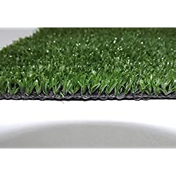 PROFER GREEN - Cesped Artificial Moqueta Profer Green 1X5 M