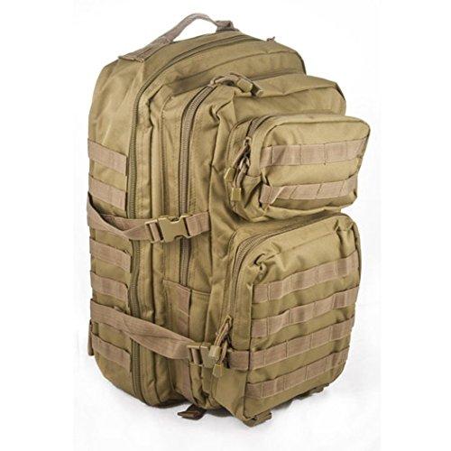 bkl1 ® US assault pack Large molle Coyote EDC Randonnée survivalisme Survival 566
