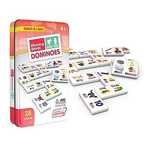 Junior Learning JL490 Dominoes Educativos