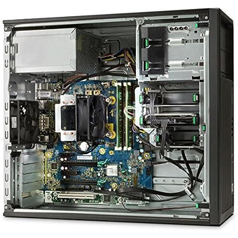 HP Z Z240 3.2GHz i5-6500 Torre Negro - Ordenador de sobremesa (i5-6500, Torre, 64 bits, Unidad de disco duro, Intel Core i5-6xxx, DVD Super