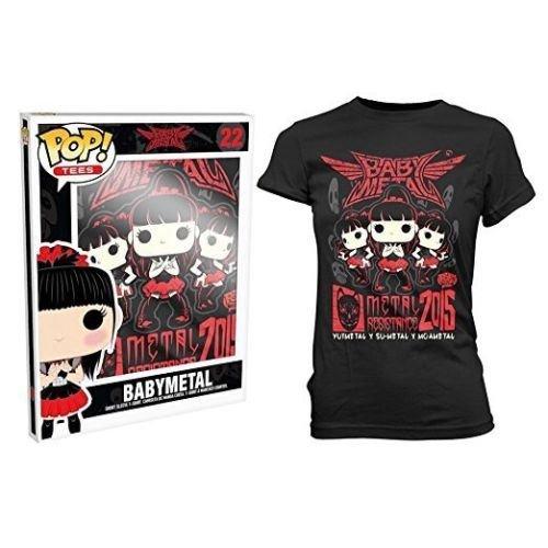 funko-maglietta-114-pop-tee-baby-metal-rock-poster-taglia-xs