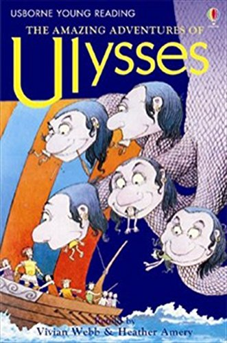 The Amazing Adventures of Ulysses (3.2 Young Reading Series Two (Blue))