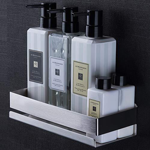 ZUNTO Duschablage Duschkorb Edelstahl für Badezimmer Zubehör Wandmontage
