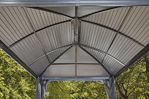 Pergola, Gartenpavillon Garten aus Aluminium