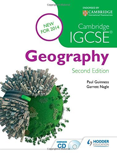Cambridge IGCSE Geography 2nd Edition: Written by Paul Guinness, 2014 Edition, (2nd Revised edition) Publisher: Hodder Education [Paperback]