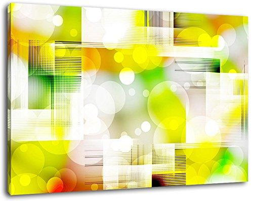 Seifenblasen Format:120x80 cm Bild auf Leinwand bespannt, riesige XXL Bilder komplett und fertig gerahmt mit Keilrahmen, Kunstdruck auf Wand Bild mit Rahmen, günstiger als Gemälde oder Bild, kein Poster oder Plakat