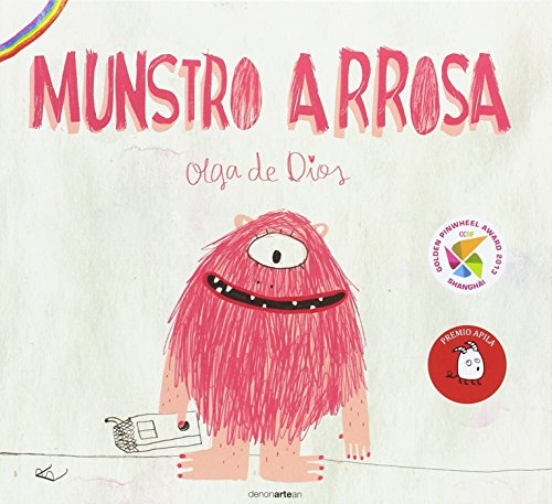 Munstro arrosa por Olga De Dios Ruiz