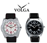 Volga Standard Mens Watch with Lovely Collection Combo For Men and Boys with affordable Price Rate,