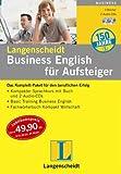 Langenscheidt Business English für Aufsteiger - Set mit 3 Büchern und 2 Audio-CDs: Das...