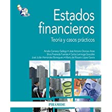 Estados financieros (Economía Y Empresa)