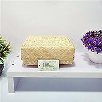 XBR de bambú artesanía bambú artesanía bambú–Té–Caja cuadrada