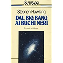 Dal big bang ai buchi neri (Italian translation of A Brief History of Time)