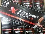 8000 Tubos tabaco liar con filtro extra largo Xtreme Xtra 24mm