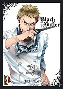 Black Butler Edition simple Tome 21