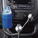 Baby Bottle Warmer kit portatile per auto, scalda biberon, accendisigari auto tipo scaldavivande per biberon