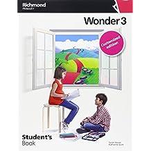WONDER 3 STUDENTS CUSTOMIZED - 9788466820691