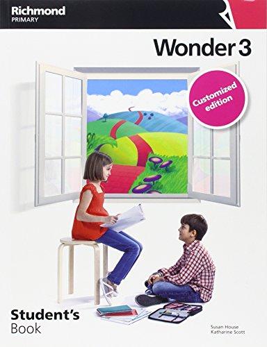 Wonder 3 students customized