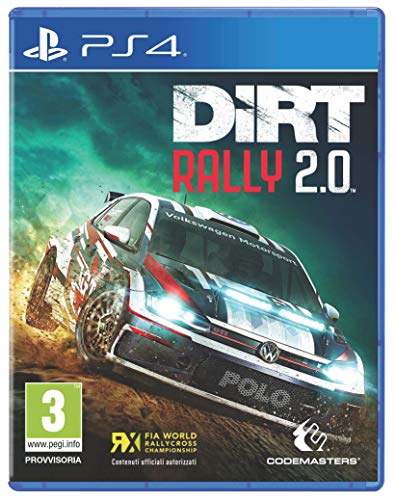 DiRT Rally 2.0 - Day-one Edition - PlayStation 4